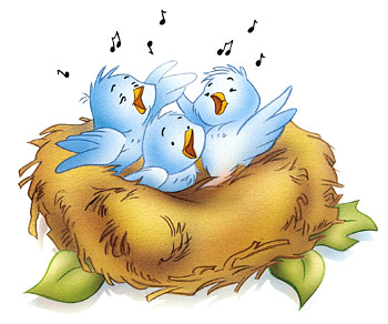 Birds-singing