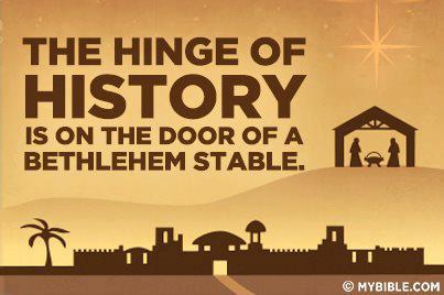 hinge of history