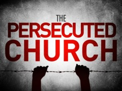 percecuted church