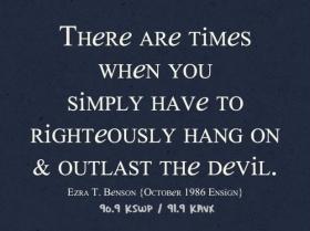 outlast the devil