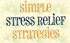 simple stress relief