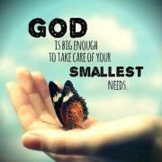 smallest needs