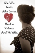 she who waits serves