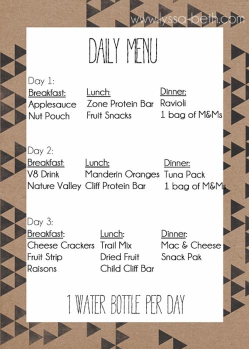 72hrkitmenu menu