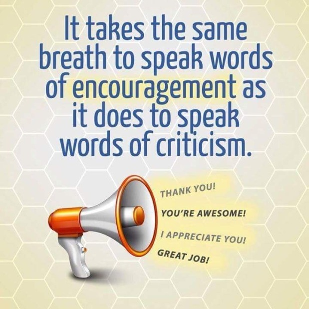 Speak Words of…