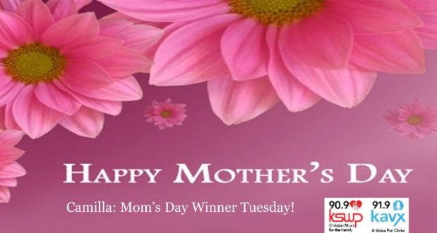 Mother's Day Winner 2ndDay