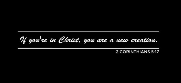 I'm New in Christ