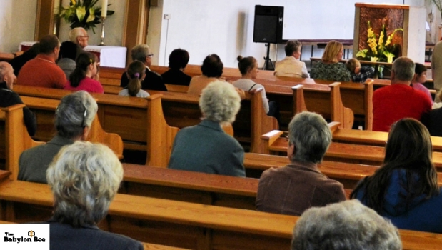 Introverted Church Service