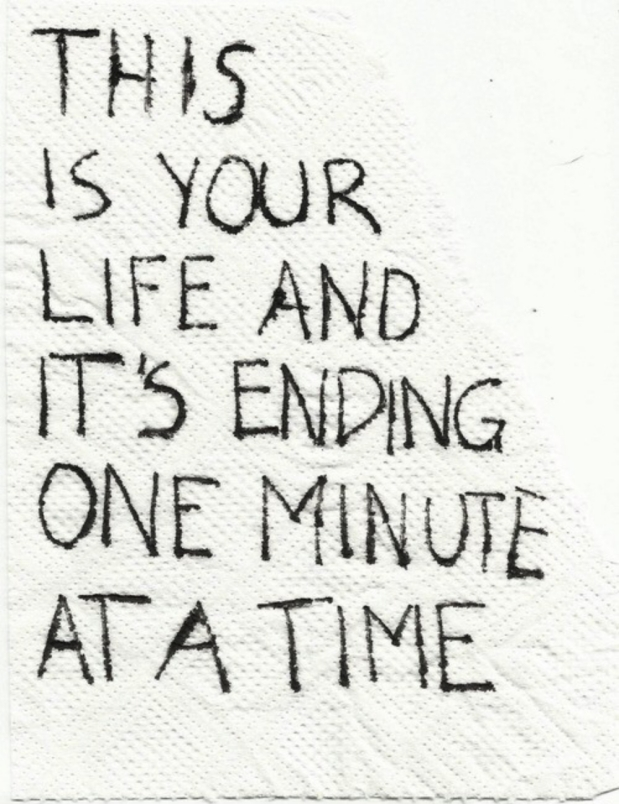 Time Is Your Life