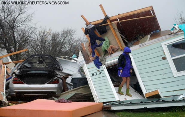 Samaritan's Purse Responding To Devastation Of Hurricane Harvey