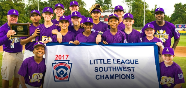 BIG Send Off Friday Lufkin Little League All Stars