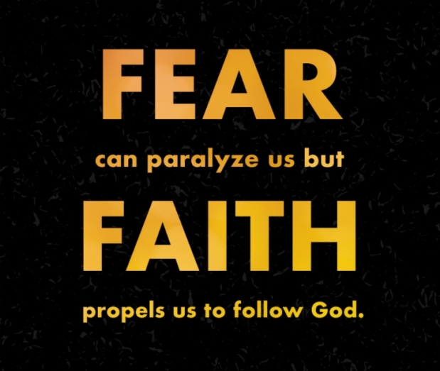 Let Faith Propel You