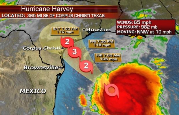 """Hurricane Harvey """"GraveRisk"""""""
