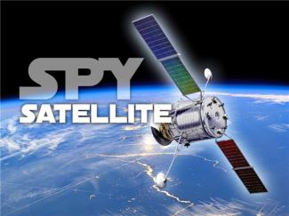 Spy-Satellite