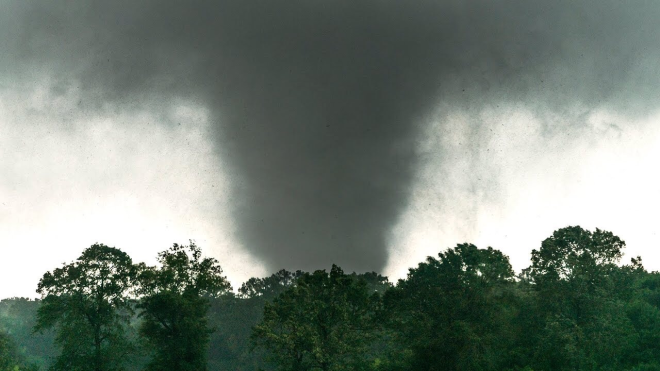 Tornado that hit Alto Community