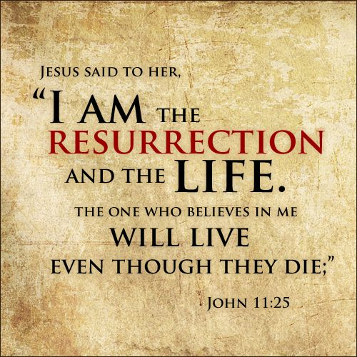 REsurrectionAndLife