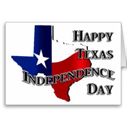 texas independece